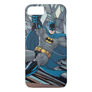 Batman Scenes - Scaling Wall iPhone 8/7 Case