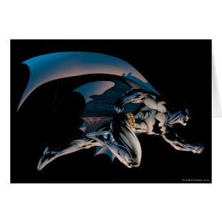 Batman Shadowy Profile Card