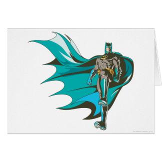 Batman Standing Card