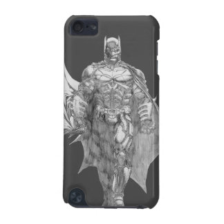 Batman Standing Drawing iPod Touch (5th Generation) Cover