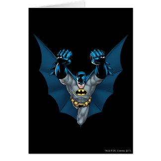 Batman Stands Card