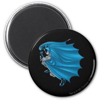 Batman Straight Forward 2 Inch Round Magnet