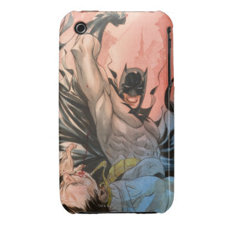 Batman - Streets of Gotham #13 Cover iPhone 3 Case-Mate Case