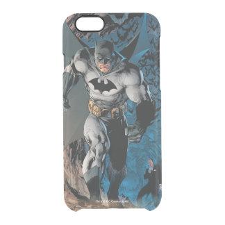 Batman Stride Clear iPhone 6/6S Case