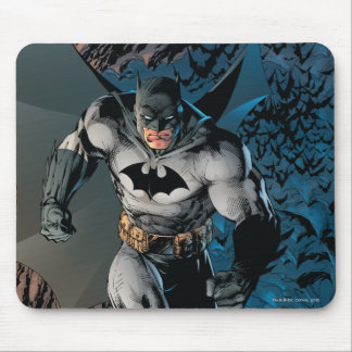 Batman Stride Mouse Pad