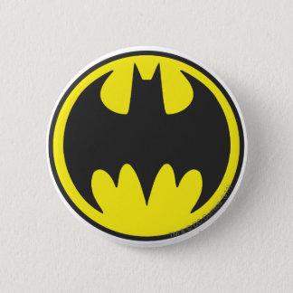 Batman Symbol   Bat Circle Logo 2 Inch Round Button