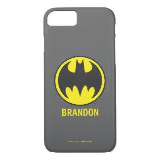 Batman Symbol | Bat Circle Logo iPhone 7 Case