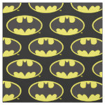 Batman Symbol | Bat Oval Logo Fabric