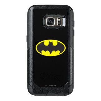 Batman Symbol   Bat Oval Logo OtterBox Samsung Galaxy S7 Case
