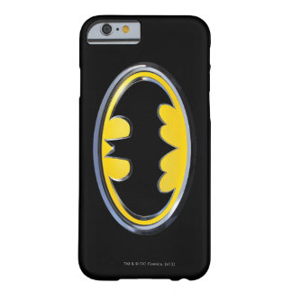 Batman Symbol | Classic Logo Barely There iPhone 6 Case