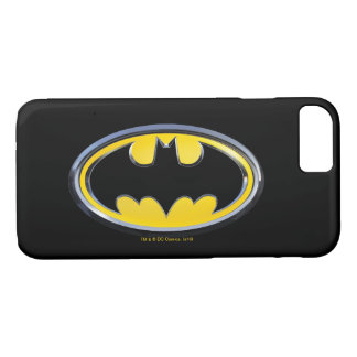 Batman Symbol | Classic Logo iPhone 8/7 Case