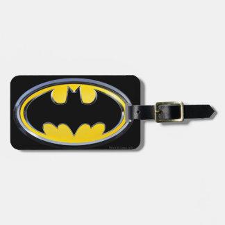 Batman Symbol | Classic Logo Luggage Tag