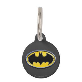 Batman Symbol   Classic Logo Pet Tag