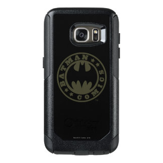 Batman Symbol   Comics Logo OtterBox Samsung Galaxy S7 Case