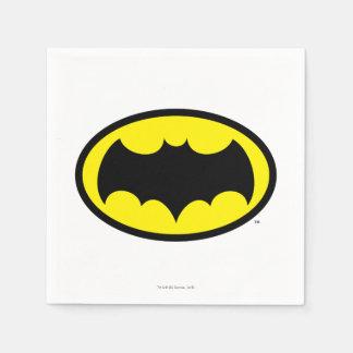 Batman Symbol Disposable Napkins