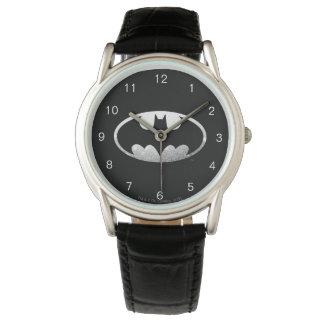 Batman Symbol | Grainy Logo Watch