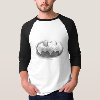 Batman Symbol | Insignia Drawing Logo T-Shirt
