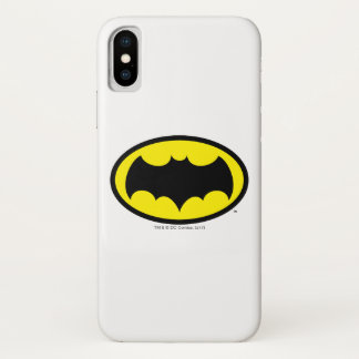 Batman Symbol iPhone X Case