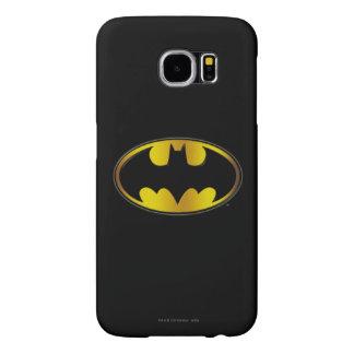 Batman Symbol | Oval Gradient Logo Samsung Galaxy S6 Cases