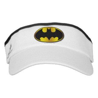 Batman Symbol   Oval Gradient Logo Visor