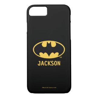 Batman Symbol | Oval Logo Case-Mate iPhone Case