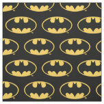 Batman Symbol | Oval Logo Fabric