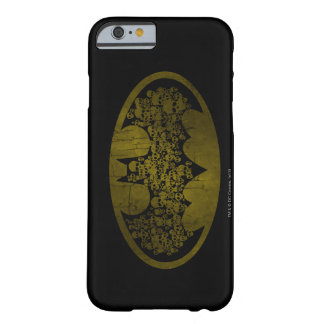 Batman Symbol | Skulls in Bat Logo Barely There iPhone 6 Case