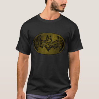 Batman Symbol | Skulls in Bat Logo T-Shirt