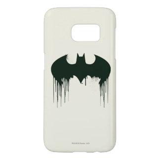Batman Symbol | Spraypaint Logo Samsung Galaxy S7 Case