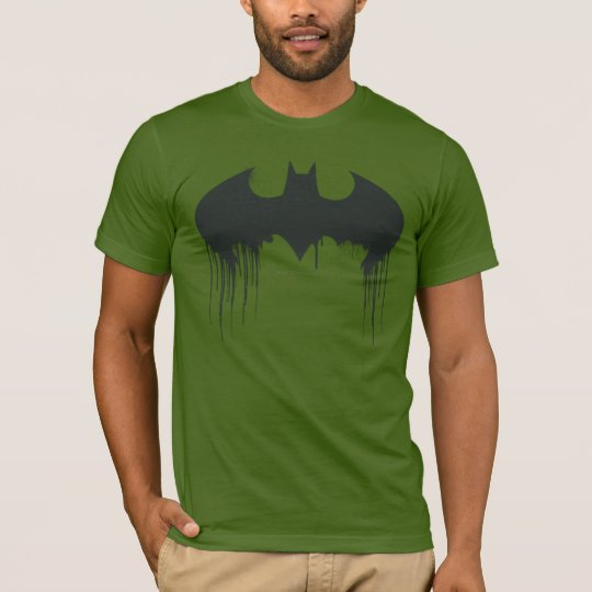 Batman Symbol   Spraypaint Logo T-Shirt