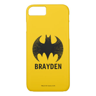 Batman Symbol | Streak Logo iPhone 8/7 Case