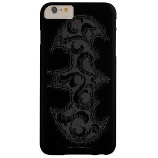 Batman Symbol | Urban Legends White Wave Logo Barely There iPhone 6 Plus Case