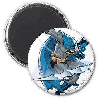 Batman Throwing Star 2 Inch Round Magnet