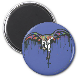 Batman - Twisted Innocence Poster 2 Inch Round Magnet