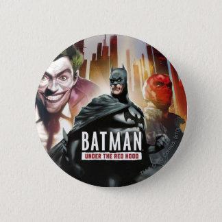 Batman Under The Red Hood 2 Inch Round Button