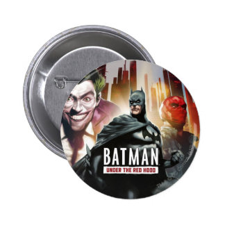 Batman Under The Red Hood 2 Inch Round Button