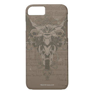 Batman Urban Legends - Batman Calligraphy iPhone 7 Case