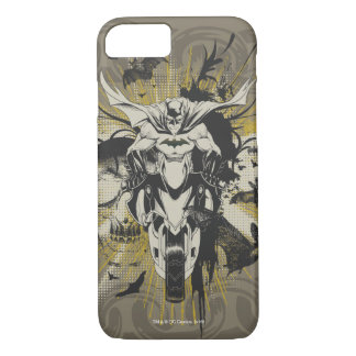 Batman Urban Legends - Batmobile & Chain iPhone 7 Case