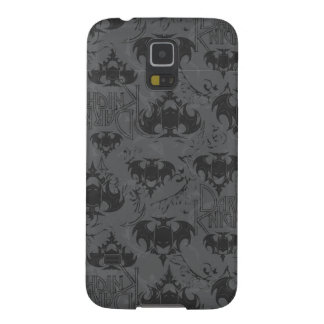 Batman Urban Legends - Dark Knight Goth Pattern Galaxy S5 Case