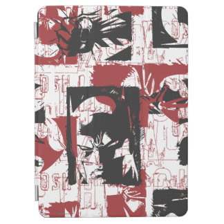 Batman Urban Legends - Mask & Fist Stamp Red iPad Air Cover
