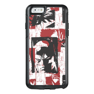 Batman Urban Legends - Mask & Fist Stamp Red OtterBox iPhone 6/6s Case