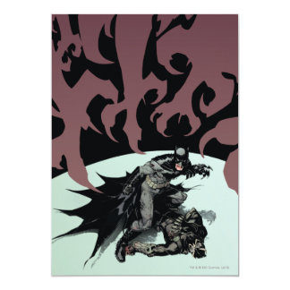 "Batman Vol 2 #7 Cover 5"" X 7"" Invitation Card"