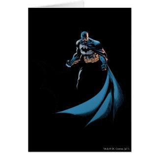 Batman whip around card