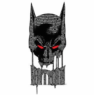 Batman With Mantra Standing Photo Sculpture