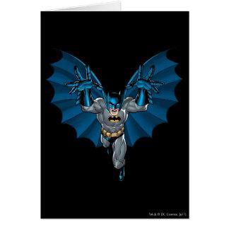 Batman Yells Card