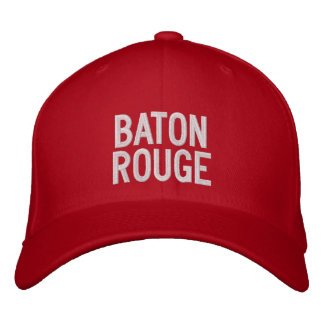 Baton Rouge Embroidered Hat