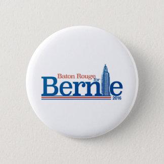 Baton Rouge for Bernie Sanders   Standard Button