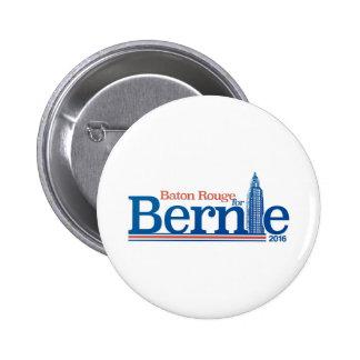 Baton Rouge for Bernie Sanders | Standard Button