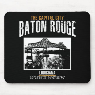 Baton Rouge Mouse Pad