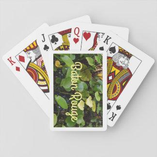 Baton Rouge Playing Cards